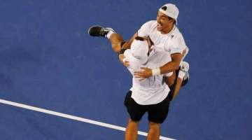 Bolelli-Fognini: l'Italia del doppio si prende gli Australian Open