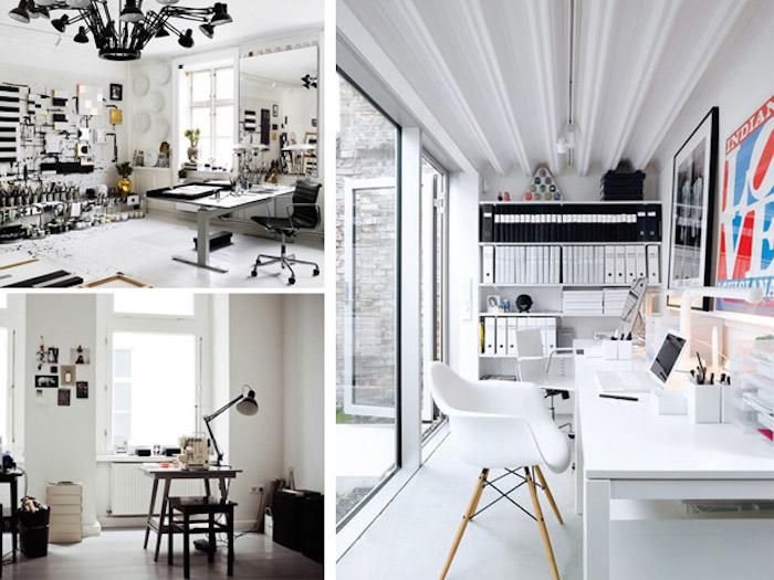 Ufficio in casa consigli su spazi e arredo - Arredare ufficio in casa ...