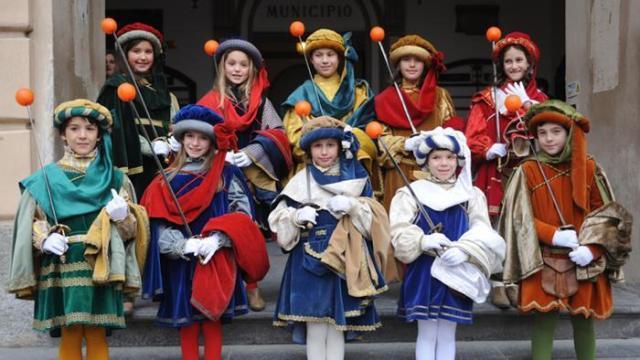 Abbà Carnevale di Ivrea