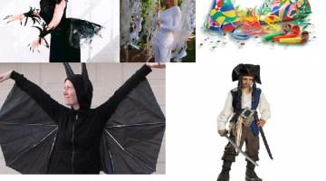 Maschere di Carnevale fai da te: semplici, spiritose e senza saper cucire