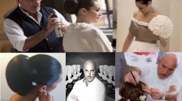 Acconciature e trucco sposa: consigli dall'esperto, Roberto Carminati