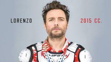 """""""Lorenzo 2015 cc""""  il nuovo album di Jovanotti : è sempre sabato!"""
