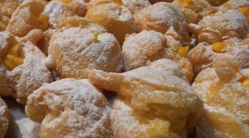 Bignè di San Giuseppe: un dolce regalo per tutti i papà