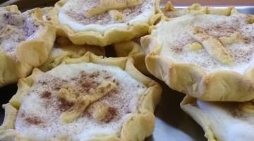 Cassatelle Pasquali: dolce tipico del ragusano