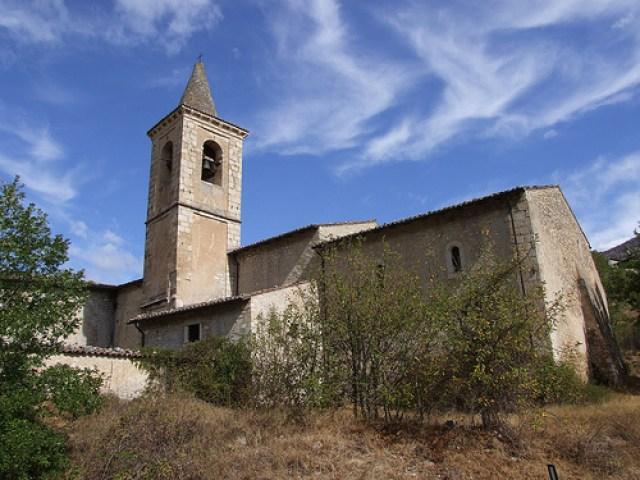 Santa Maria del ponte - Tione