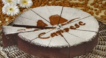 Torta Caprese: ricetta golosa per riciclare il cioccolato avanzato