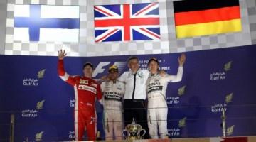 """F1 Gp del Bahrain: """"Modalità Hamilton"""" ma fantasia Ferrari."""