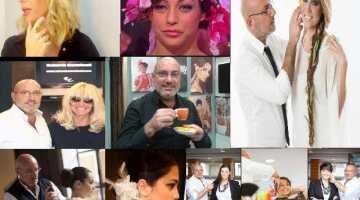 Roberto Carminati, i consigli: dai bigodini fai da te alle acconciature da sposa