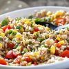 Piatti freddi estivi: insalata di riso elisir di giovinezza