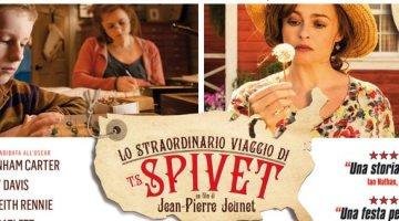 """""""Lo straordinario viaggio di T.S. Spivet"""": dal regista de """"Il favoloso mondo di Amélie"""" la recensione"""