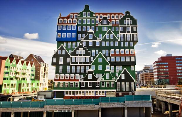 Dove andare in vacanza estate 10 hotel davvero stravaganti for Hotel a basso costo amsterdam