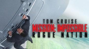 Mission impossible 5: Rogue Nation, la recensione