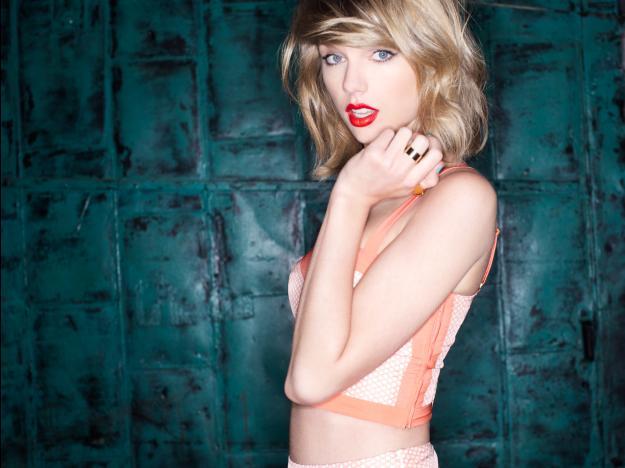 MTV EMA 2015: Taylor Swift