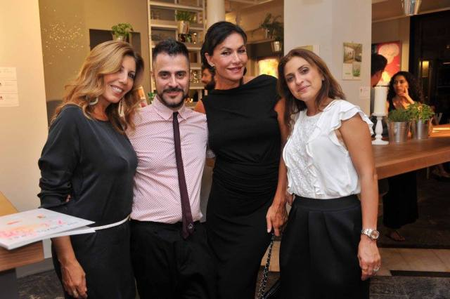 Tina Vannini, Guido Pecci, Valeria Catania, Giorgia Calò