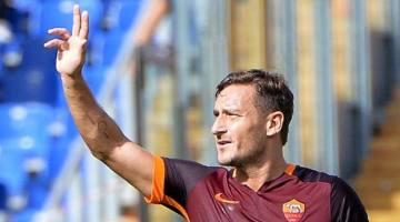 Francesco Totti: I muscoli del capitano