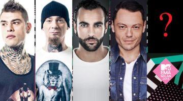 MTV EMA 2015: Fedez, J-Ax, Marco Mengoni e Tiziano Ferro sono i primi 4 nominati