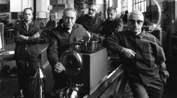 Foto Industria Bologna: il mondo dell'industria e del lavoro nella fotografia d'autore