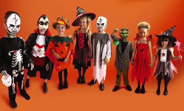 prezzo base un'altra possibilità nuovo arriva Costumi di Halloween per bambini: 5 modelli semplici da fare ...