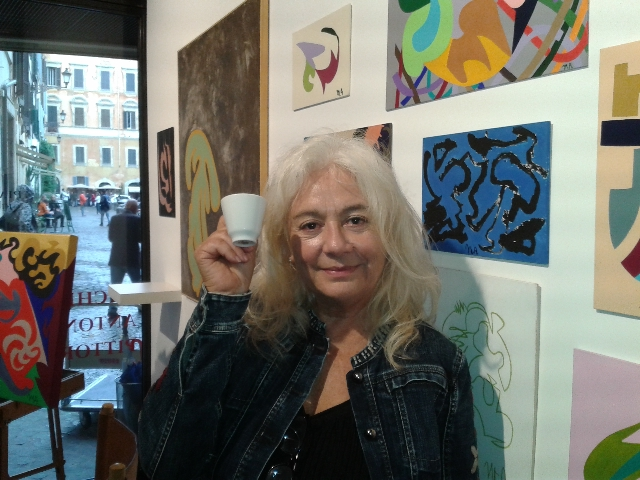 Enrica Antonioni - moglie del regista Michelangelo Antonioni