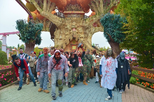 Gardaland-Halloween-Party