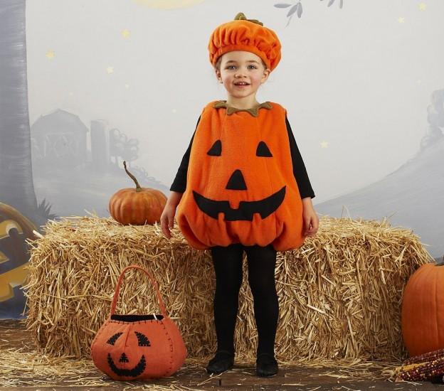 abbastanza Costumi di Halloween per bambini: 5 modelli semplici da fare in casa WD57