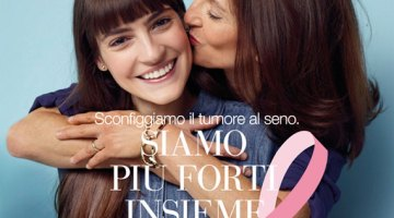 Prevenzione del tumore al seno: parte ad Ottobre la campagna Nastro Rosa