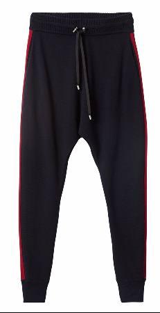 reputable site 90b24 a54ed pantalone-felpa-uomo-Balmain-per-H&M-69,99€ | Lifestyle Made ...