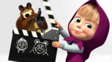 Masha e Orso amici per sempre: il film dal 23 Dicembre al cinema (trailer)