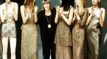 Krizia: addio alla Signora dello stile Made in Italy