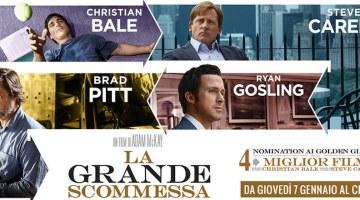 La grande scommessa: trama, trailer ufficiale e recensione
