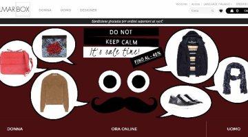 Saldi invernali: le occasioni glamour dell'outlet online Gilmarbox