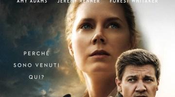 Arrival: trama, trailer e recensione del nuovo film di Villeneuve