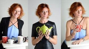 Federica Brunini: una miscela esplosiva di tè e viaggi