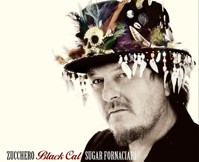 "Zucchero ""Sugar"" Fornaciari - Black cat"