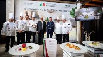 Settimana della Cucina Italiana nel Mondo: i prodotti pugliesi alla III edizione di Edimburgo