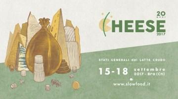 Cheese 2017:  la manifestazione di Slow Food festeggia il Ventennale