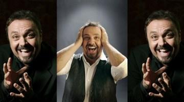 Teatro Brancaccio: Gabriele Cirilli in #TALEEQUALEAME
