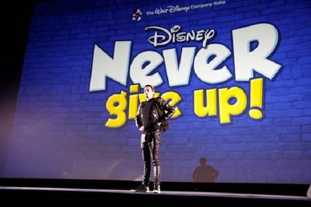 Fabio Rovazzi: A.D. di Disney Italia per un giorno