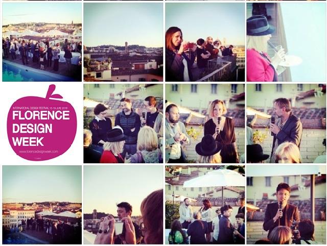 Florence Design Week 2016 (Firenze 15-19 giugno)