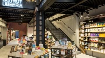 Red bistrot libreria: nuova apertura in un'antica casa di Brera