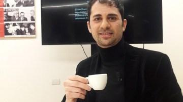 Un caffè con Giuseppe Catozzella: uno di noi, perché siamo tutti migranti, da sempre