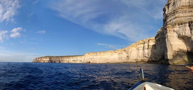 Gozo Cliffs by Fabrizio Novali