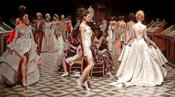 "AltaRoma: lo stilista libanese Robert Abi Nader presenta ""Mimo Collection"" F/W 2018-19"