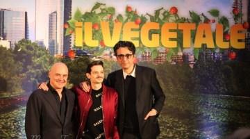 Il Vegetale: conferenza stampa con Rovazzi, Zingaretti e Nunziante (video)