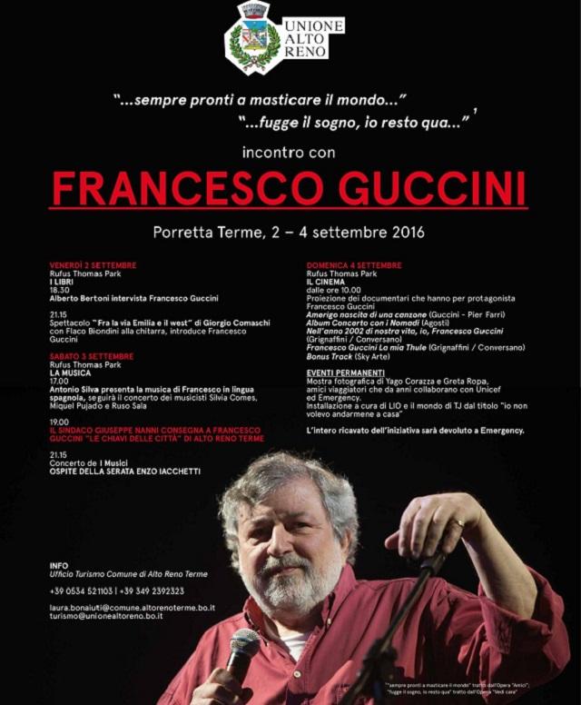 Incontro con Francesco Guccini_locandina