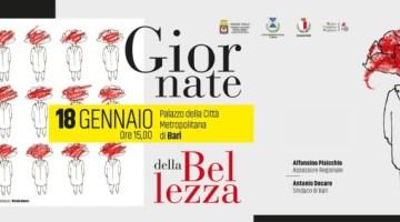 Legge regionale sulla Bellezza: parte da Bari il Tour di presentazione