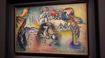 Kandinskij – Il cavaliere errante. In viaggio verso l'astrazione al Mudec