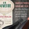 Happy-hour a La Buvette con i grandi vini Frescobaldi