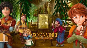 Leo da Vinci – Missione Monnalisa: recensione in anteprima