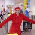 MONICA chef serie disney channel
